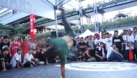 Challenge Cup Airflare Competition bboy  Rm C-Lil