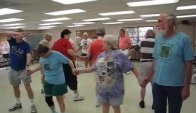 Challenge square dancing - Square dance