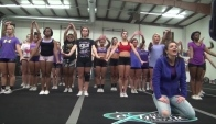Cheer Extreme Sr Elite Majors Practice