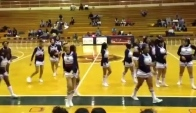 Cheerleaders Halftime Dance - Cheerleading dance