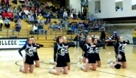 Cheerleading Dance 2007