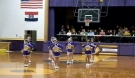 Cheerleading Dance Bloomfield Mo Christmas Tournament