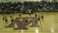 Cheerleading Dance performed