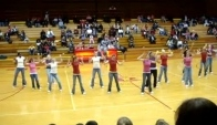 Cheerleading dance 2008