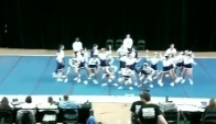 Cheerleading dance for Nj states