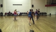 Choreography Baby East Coast Swing