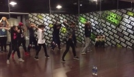 Chrissy Chou Waacking Michael Jackson-Lovely one (IP Dance