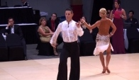 Cincinnati Ballroom Classic - Pro-Am Rhythm Competitive Dancing