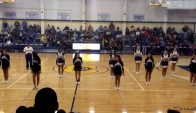 Clearview Cheerleading Dance - Basketball 2014