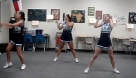 Clements High School Cheerleading