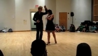Columbia University Ballroom case - Rumba