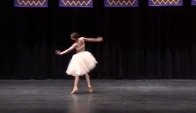 Contemporary Ballet Solo fly