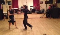 Contemporary Blues Dance Routine