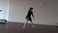Contemporary Dance to Breathe Me by Sia