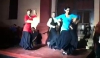 Cuban Dance Flamenco