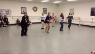 Cups Tap Dance 1