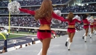 Dallas Cowboys Cheerleaders America's Sweethearts Dance