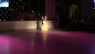 Dan Malov and Molly Ward - Ballroom Tango