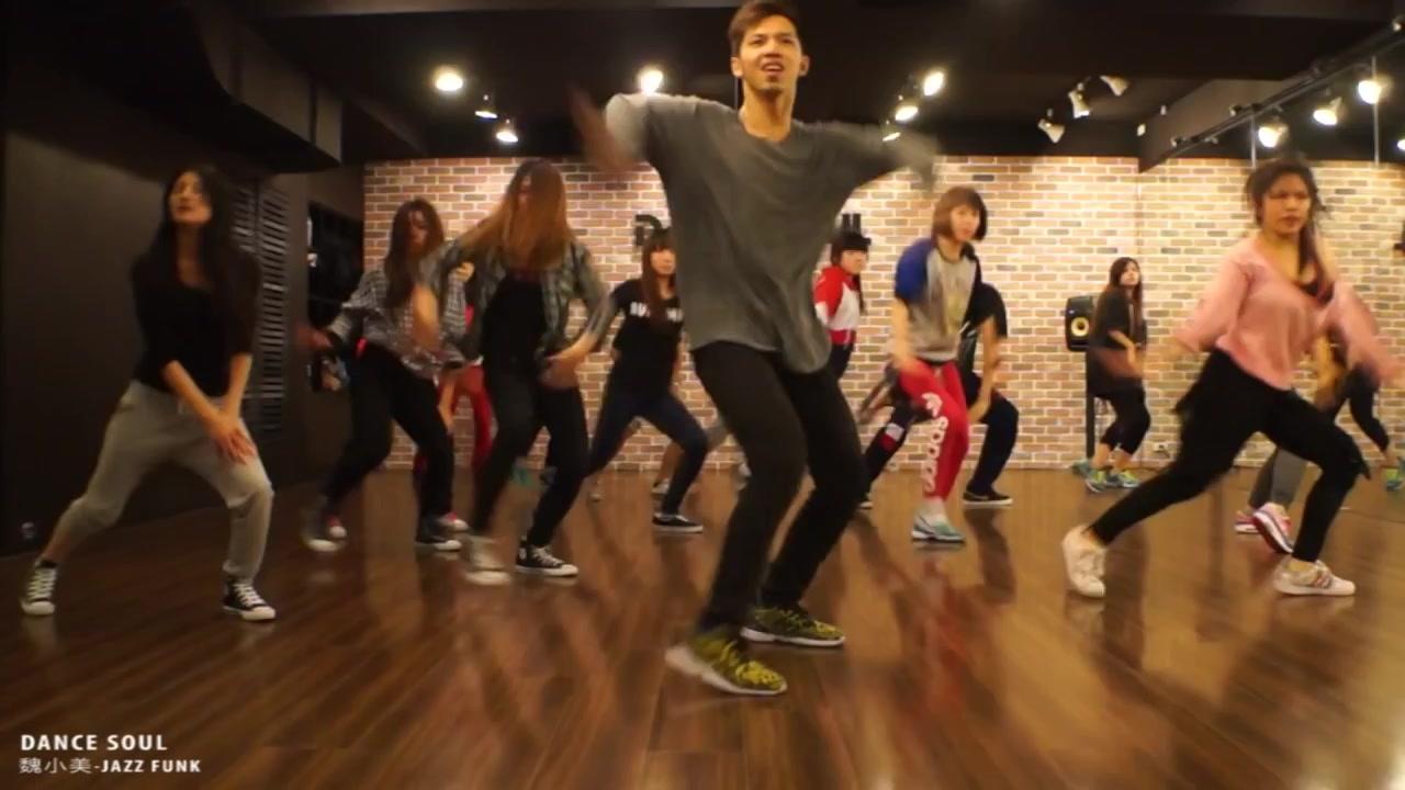 DanceSoul -JAZZ Funk - Jazz dance