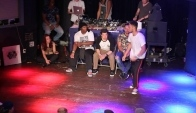 Dance Battle Final House Steve Veusty vs Juran Wubbe