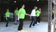 Dance With Steve and Donna Clogging part 2
