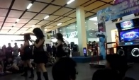 Dance performance by Vogue Dancer
