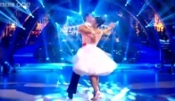 Dani Harmer and Vincent Viennese Waltz