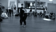 Daniel and Leticia - zouk demo - Dizc