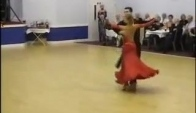 Demonstration England - Ballroom tango