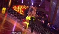 Derek Hough and Joanna Krupa - Lambada Salsa