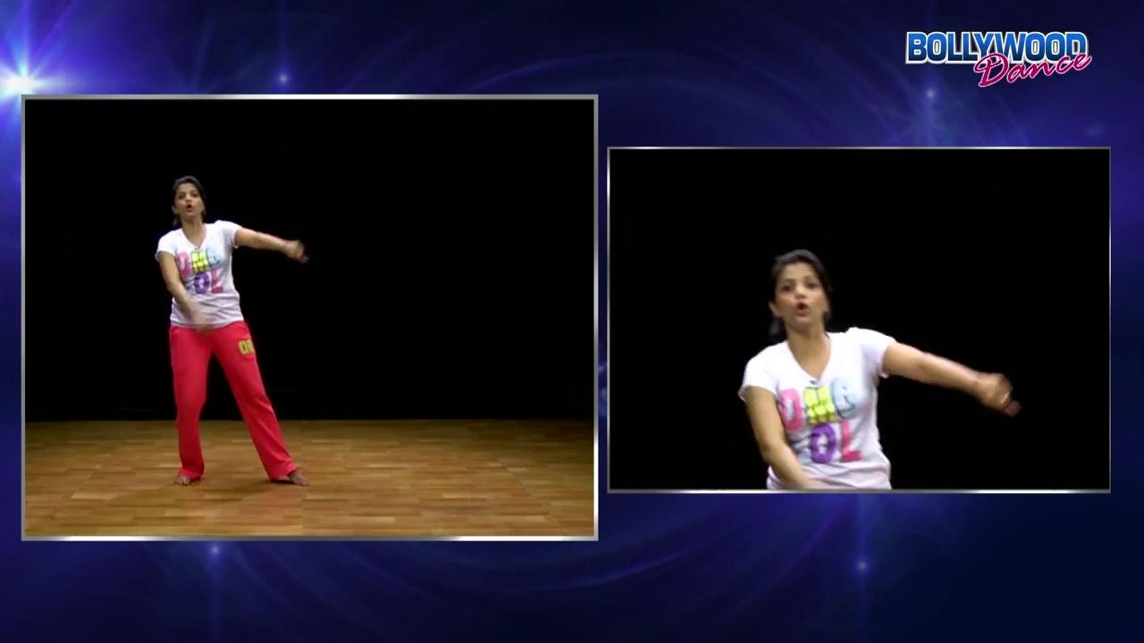 Dilli Wali Girlfriend Dance Steps Part Yeh Jawaani Hai