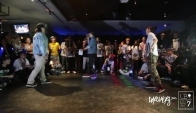 Dougie Battle Final  vs  Urban Rhythm Hip Hop Party Vol Taipei
