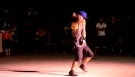 Dougie Battle Nica and N i Dance contest