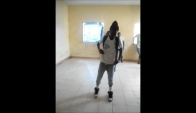 Dougie Battle in Senegal - Dougie dance