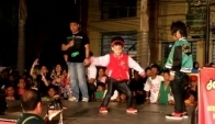 Dougie Battle in antipolo - Dougie dance