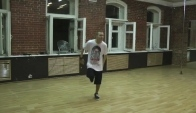 Dre HIP-HOP Popping Dance Freestyle Workshop Vladivostok
