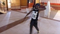 Duggie Wave Pop Krumping Dance Session