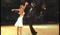 Dutch Open Youth Latin Final Paso Doble