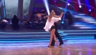 Dwts Professional Rumba by Kym Johnson and Dmitry Chaplin