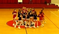 Eastern Greene Cheerleading Dance