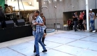 Edy and Valria - Sertanejo Dancers - Brazilian Day