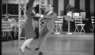 Eleanor Powell and Fred Astaire Tap Dance