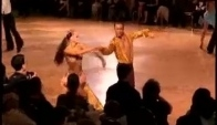 Emerald Ball Pro Latin Open Samba - ballroom dance