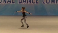 Emily rocks the Kar dance competition - Tap dance