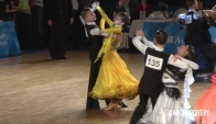 English Waltz competition