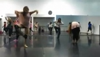 Ensaio Lyrical Jazz - Jazz dance