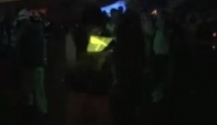 Euphoria glowstick dance at lovefest afterparty