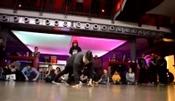 Eve Dance Battle B Boy B Girl House Hip Hop