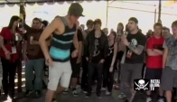 Evergreen Terrace goes sidewalk moshing at Sxsw