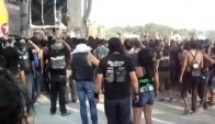 Exodus Mosh Pit Heaven And Hell Metal Fest Mexico